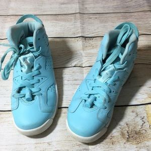 Nike Blue Boys Air Jordan (T2008)